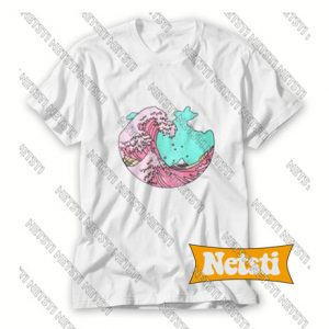 Beachy Wave Chic Fashion T Shirt