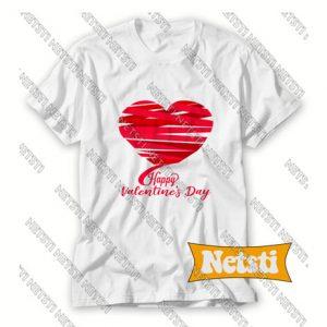 Happy Valentine's Day 2020 Chic Fashion T Shirt