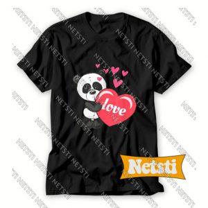 Love Bear Valentine Day Chic Fashion T Shirt
