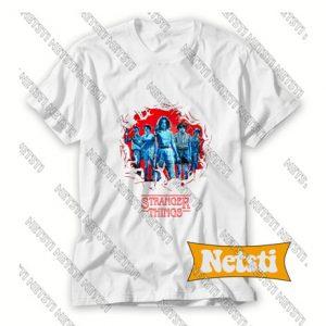 Stranger Things Season 4 Chic Fashion T Shirt
