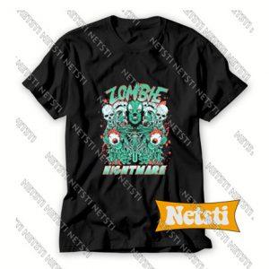 Zombie Nightmare Chic Fashion T Shirt