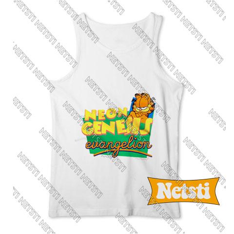 Neon Genesis Evangelion Garfield