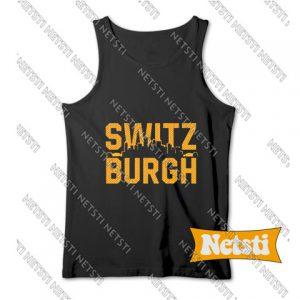 Ryan Switzer Switz Burgh Chic Fashion Tank Top