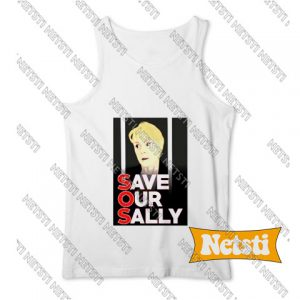 Save Our Sally Coronation Chic Fashion Tank Top